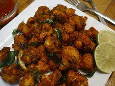 Gobi 65 /Cauliflower fry restaurant style