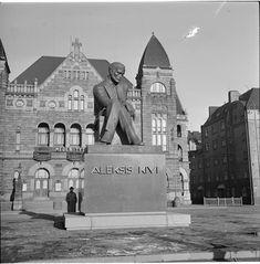 Helsinki 1939. Aleksis Kivi. Kansallisteatteri