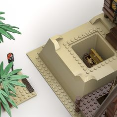 LEGO IDEAS - - The Pirate Bay Pirate Lego, Lego Ship, Tiki Lounge, Treasure Maps, Lego City, Legos, Pirates, Lego Ideas, Projects