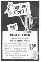 Wear-Ever Automatic Coffee-Maker 1954 Ad Picture