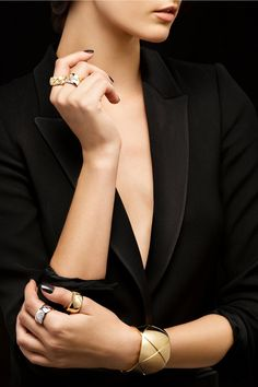 The Chanel Fine Jewelry collection is available on Net-a-Porter for a limited time only