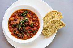 Smokey Sweet Potato and Black Bean Chili – Recipes.InstantPot.com