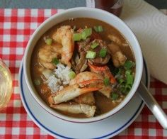 Best Seafood Gumbo Recipe From A Real Cajun