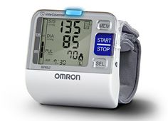 Amazon.com: Omron 7 Series Wrist Blood Pressure Monitor: Health & Personal Care