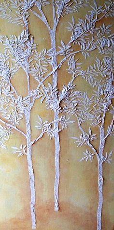 Schablone Wandmalerei pflaster schablone schablone tremont möbel elemente wand schablone