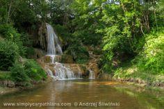 Waterfall in Lúčky. #Slovakia  www.simplycarpathians.com