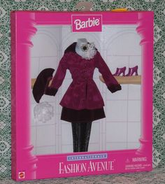1996 Internationale Fashion Avenue Barbie outfit Mint in Box and NRFB! #Mattel