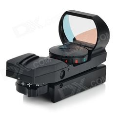 1X 33mm Red/Green Dot Sight Rifle Scope with Wrench (1 x CR2032) Price: $30.83