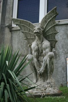 Waverly Hills Gargoyle