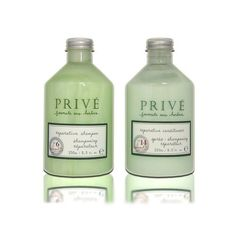 Prive 6  14 Reparative Shampoo and Conditioner Set 85oz Each *** Click on the image for additional details.(This is an Amazon affiliate link and I receive a commission for the sales)