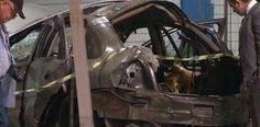 Uma mulher morreu e três pessoas se feriram em uma explosão de um veículo que estava sendo abastecido com gás GNV em um posto de combust...