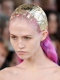 Magic Gold Hair