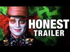 "A brutally honest look at Tim Burton's adaptation of ""Alice In Wonderland"" (2010)"