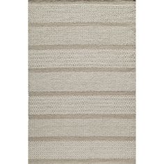 Fully reversible and hand-woven from natural wool, this casual flat-weave collection will appeal to your organic sensibility. The neutral color palette provides versatility and timeless appeal in all areas of the home.