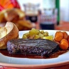 24 csodálatosan omlós karácsonyi húsétel   Nosalty Portobello, Steak, Food, Juice, Essen, Steaks, Meals, Yemek, Eten