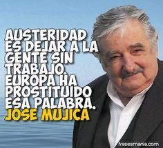 José Mujica. Presidente de Uruguay