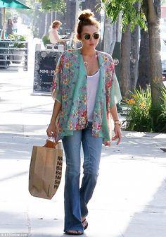 I need a colourful Kimono & John Lennon Sunglasses please. Can't stand Miley though