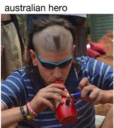 On this goddamn genius: | Literally Just 31 Hilarious Memes About Life In Australia