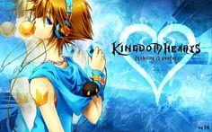 Kingdom Hearts Wallpaper by FacebookAnt on DeviantArt