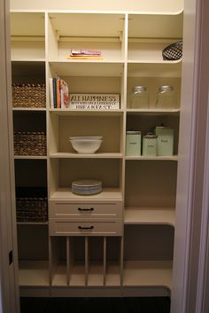 Logic And Laughter: Our New Butleru0027s Pantry / Our Coffee Bar: Turn A Closet  Into A Bar | Kitchen Reno | Pinterest | Pantry, Bar And Coffee