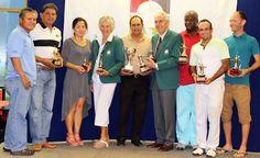 UAE Golf: Ravi hoists the Sharjah Golf and Shooting Club 6th Summer Open Golf Championship | UAE Golf News