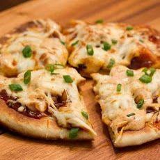 BBQ Chicken Pizza (Weight Watchers 5 Pts Per Slice) Recipe