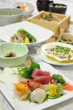 青森国際ホテル 青森空港2階「和食処 ひば」2012.11おすすめメニュー「田舎定食」
