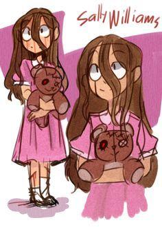 The Creepypasta Show by ItsMeRivacy on DeviantArt Creepypasta Girls, Creepypasta Proxy, Creepypasta Characters, Jeff The Killer, Chibi, Creepy Pasta Family, Spooky Scary, Fanart, Chica Anime Manga