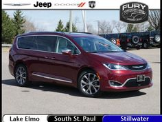 Searching for a used Chrysler Pacifica in Lake Elmo Minnesota? Fury Ram Truck Center can help you find the perfect used Chrysler Pacifica today!