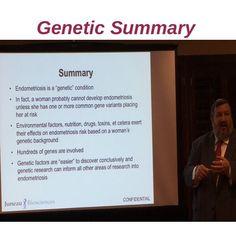 #endometriosis is  #genetic
