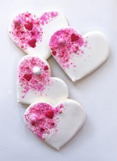 Valentine Cookies | Whipped Bakeshop, Philadelphia, PA