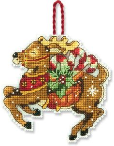 Christmas - Cross Stitch Patterns & Kits: