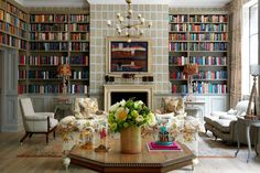 The best hotels in London to suit every budget. From hostels to luxury stays, here's our top places to check-in with our collection of the 100 best hotels in London. Decor, Ham Yard Hotel, Home, Firmdale Hotels, Bookcase, Interior, Inside Interiors, Hotel, Room