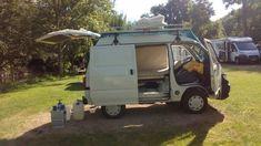 Piaggio Porter als Mini Camper