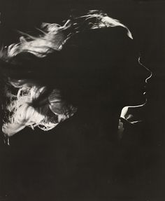 Erwin Blumenfeld (American, gelatin silver print, ferrotyped, Image: x cm x 10 in. Cleveland Museum Of Art, Gelatin Silver Print, Fine Art Photography, Vintage Photography, Photography Ideas, Light And Shadow, Black And White Photography, Light In The Dark, American