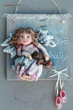 Galeria pod Skrzydłami: Anioł dla Anielki