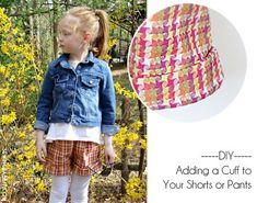 Best Diy Crafts Ideas For Your Home : Fashion for women and our baby girls! Love this cuff makes the whole outfit.
