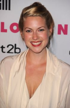 Laura Ramsey..She has the best skin and hair