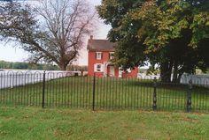 Sherfy Farm at Gettysburg