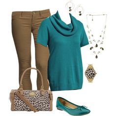 """plus size outfit"" by bkassinger on Polyvore"