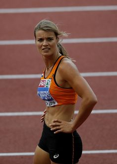 Dafne Schippers, dutch track and field athlete Dafne Schippers, Michelle Jenneke, Female Athletes, Women Athletes, Fit Women, Sexy Women, Salma Hayek Pictures, Sports Women, Female Sports