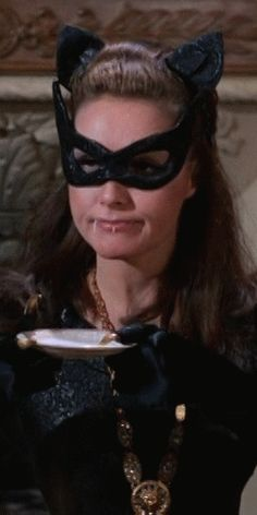 The perfect Catwoman Batman Milk Animated GIF for your conversation. Discover and Share the best GIFs on Tenor. Batman Gif, Batman 1966, Batman And Catwoman, Joker, Catwoman Cosplay, Julie Newmar, Robin, Original Catwoman, Funny Memes