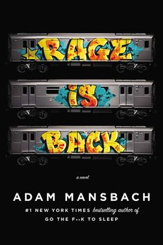 "Lots of novels -- by Isabel Allende, Peter Matthiessen, Paul Theroux, Alice Walker -- have had ayahuasca as part of the plot. The latest is the novel Rage is Back by Adam Mansbach (author of the famous Go the F**k to Sleep), in which the hero wanders in the Amazon, studies with shamans, and drinks ""an entheogenic resin made from the essences of four different plants cooked together"" whose recipe was given to him by a shaman who received it from a very wise tree called El Purga [sic]. Hmmm."