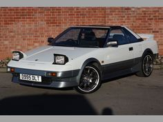 1987 Toyota MR2 T-Bar Sports