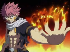I got: Natsu Dragneel! What Fairy Tail Wizard Are You?
