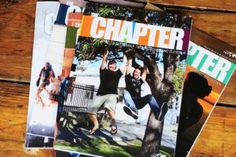 Chapter Magazine. Created for the volunteers/missionaries of Youth With A Mission, Perth, Australia #YWAM ,#Perth