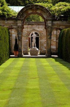 The Italian Garden at Hever Castle, Kent