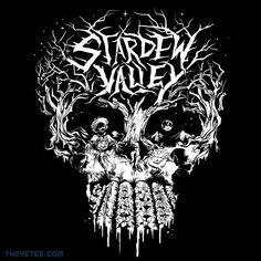 Skulldew Valley Tee