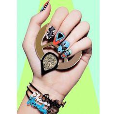 8a2c11fb53ff New nail wraps by  melodyehsani for shopncla Winter Nail Designs
