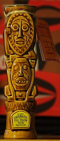 Shag - Enchanted Tiki Room 40th Anniversary Pole Mug | Flickr